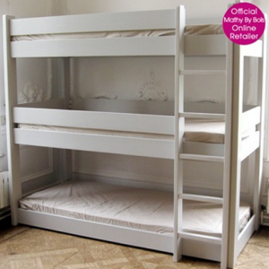 Dominique Three Tiered Bunk Bed