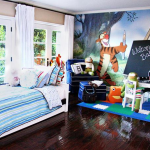 Famous Kids' Bedrooms you'll fall in love with, including one of a future King.