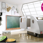 A Bedroom Adventure: Encourage your kids' imaginations through bedroom furniture & decor