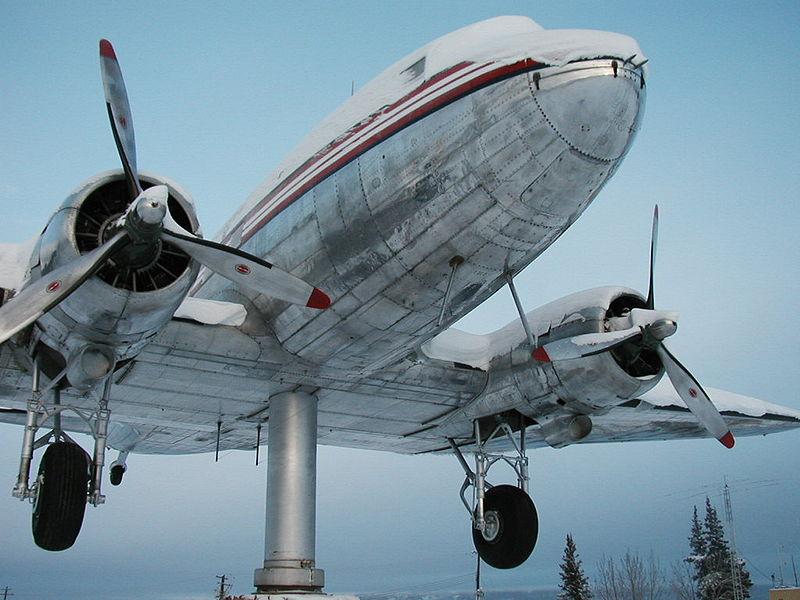 Aeroplane weathervanes