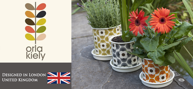 Orla Kiely gardening accessories