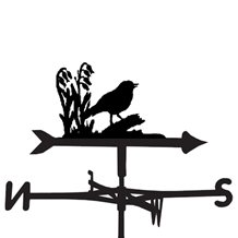 red robin weathervane