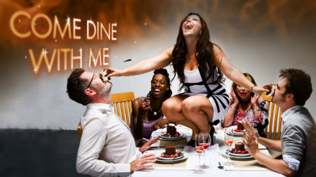 The Come Dine With Me Guide To Dining Etiquette