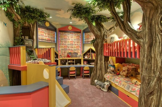 Unusual childrens bedroom furniture