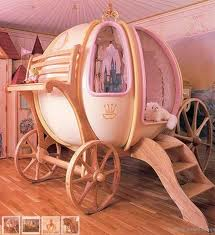 Unique childrens bed