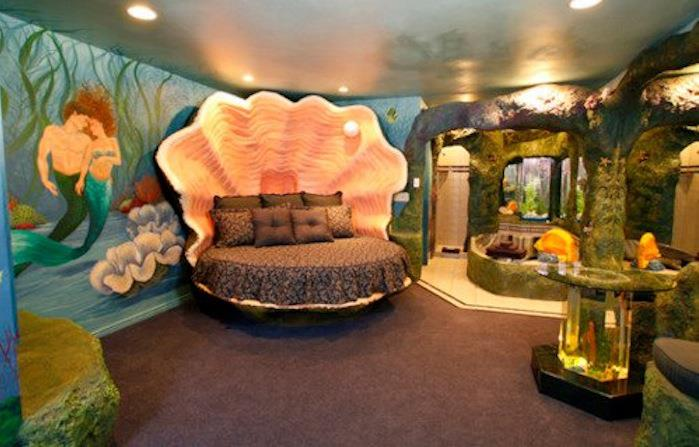 7 Outrageous Kids' Rooms You Must See Today