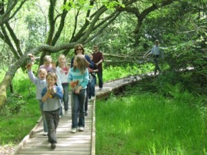 family-enjoying-the-nature-trail-at-occombe-farm-w