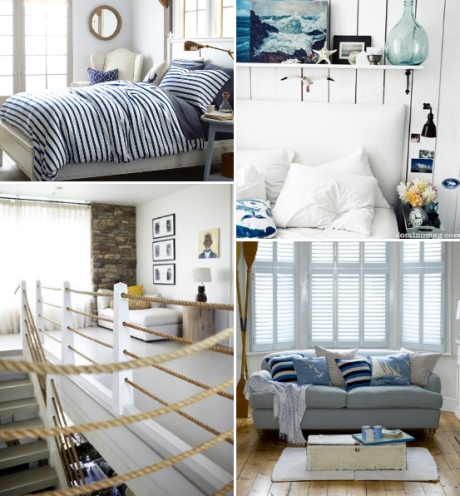 nautical interior design inspiration
