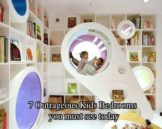 unique childrens bedrooms