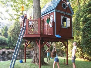 treehouse fort