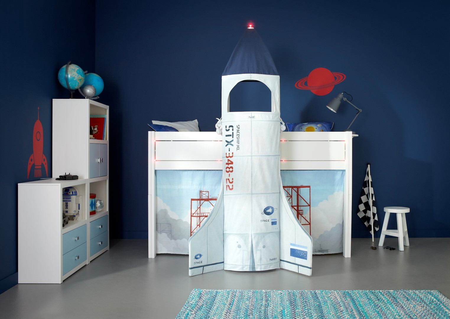 Picture of: The 10 Best Themes For Kids Bedrooms Cuckooland Blog
