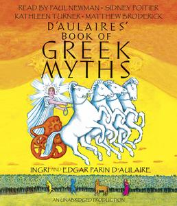 daulaires greek myths book