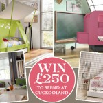 Pin Your Kids Dream Bedroom To Win £250 To Spend At Cuckooland
