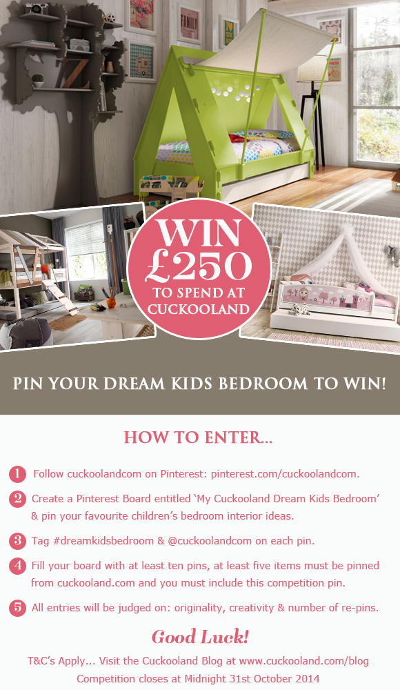 childrens bedroom competiton