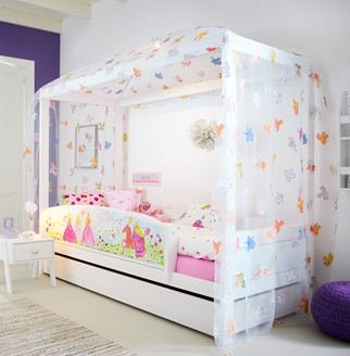 princess bed by lifetime