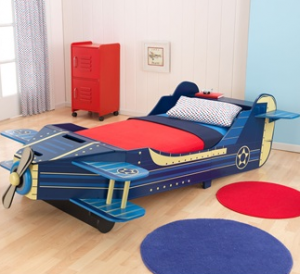 aeroplane toddler bed