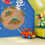 Impress Aliens with these Awesome Kids Bedrooms
