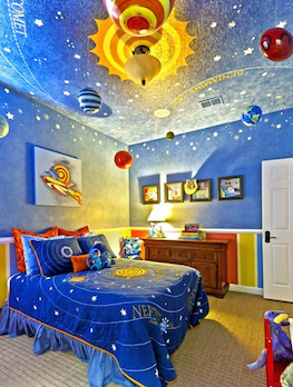 Impress Aliens with these Awesome Kids Bedrooms | Cuckooland Blog