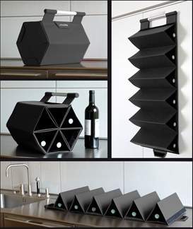 zebag wine holder