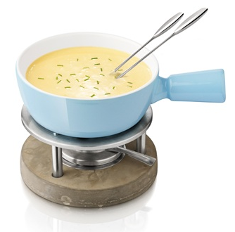 cheese fondue set