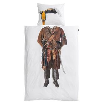 Snurk Pirate Duvet Bedding Set