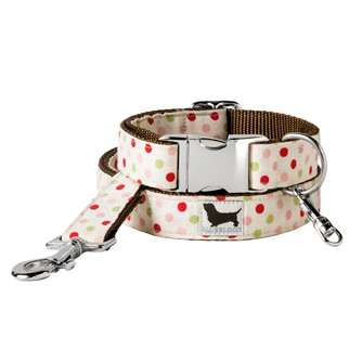 bette dog lead and collar