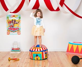 Circus Bed ideas and inspiration