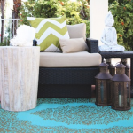 This Year's Must Have Garden Accessory – The Outdoor Rug