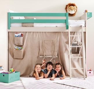 Asoral Loft Bed