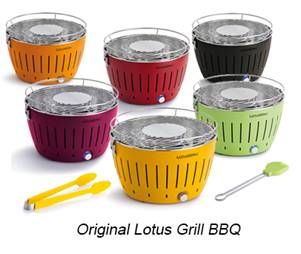 lotus grill barbeque