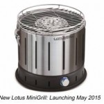 Introducing: New Lotus MiniGrill BBQ