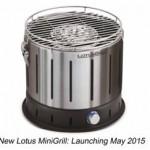 Introducing: New Lotus MiniGrill BBQ