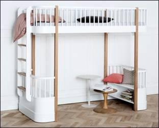 Oliver loft bed