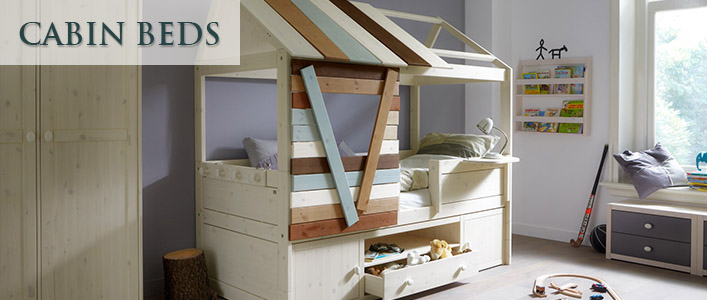 kids cabin bed by lifetime
