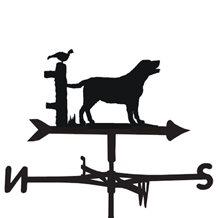 labrador weathervanes