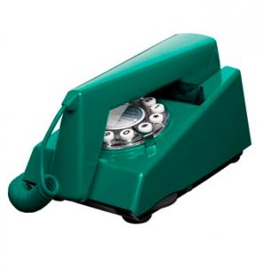 retro TRIM telephone