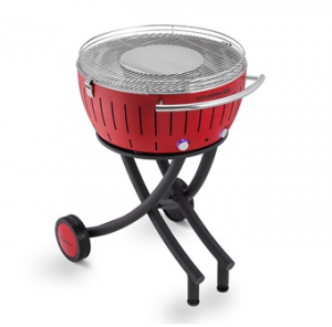 Lotus Grill XXL in Red