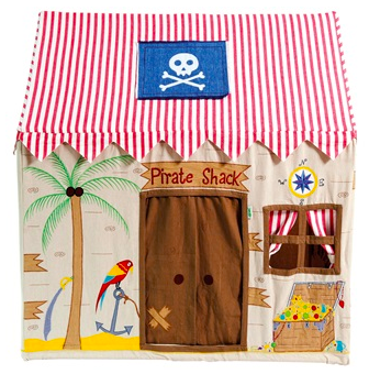 pirate themed playhouse