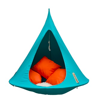 Kids Cacoon in blue