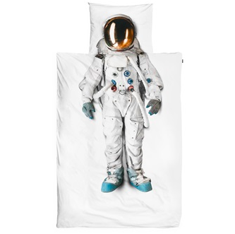 Snurk Astronaut Duvet Bedding Set