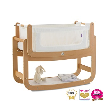 SnuzPod Three in One Crib