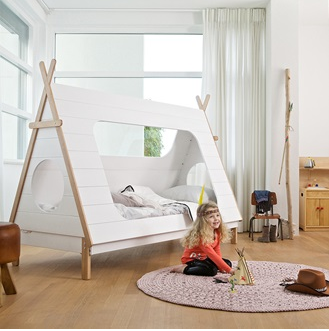 Teepee Style Cabin Bed