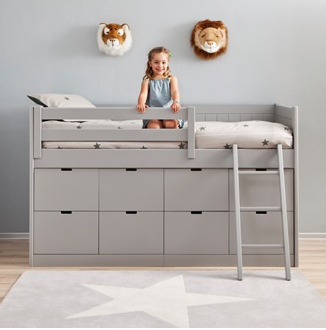 Asoral Designer Children's Cabin Bed