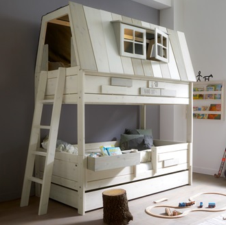 Hang-Out High Bunk Bed by Lifetime