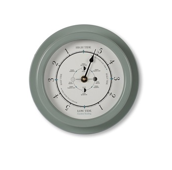 garden trading tide predicting clock