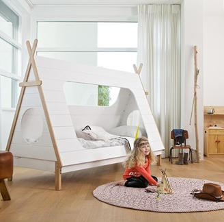 Designer kids bed by Woood