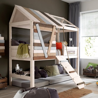 Designer Children's Bed by Lifetime