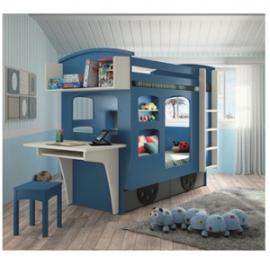 mathy by bols designer bunk bed