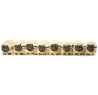 animal shape draught excluder