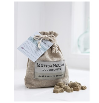 Mutts & Hounds scrummy dog treats